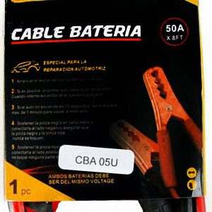 Cable Bateria 50A X 8Ft Uyustools-0
