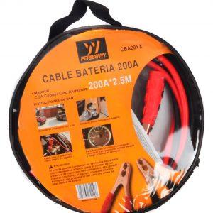 Cable Bateria 200A Fwyy-Tmx-0