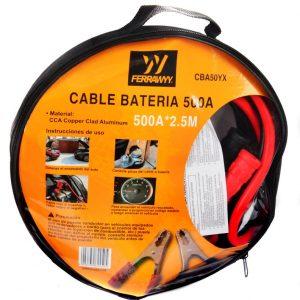 Cable Bateria 500A Fwyy-Tmx-0