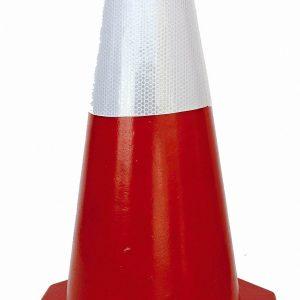 Cono De Advertencia 50Cm Goma No.712-0