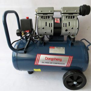 "COMPRESOR OIL-FREE 24L/800W ""DONGCHENG""-0"